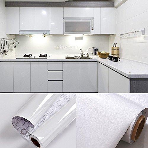 0 61 5 5m Pvc Selbstklebend Mobel Klebefolie Kuchenschrank Aufkleber