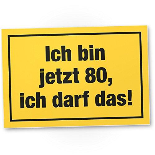 Geschenk 80 Geburtstag Geschenkidee Geburtstagsgeschenk Zum