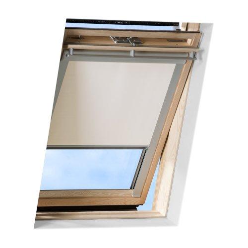 Dachfenster Rollo Innen : purovi thermo sonnenschutz f r dachfenster hitzeschutz ~ Watch28wear.com Haus und Dekorationen