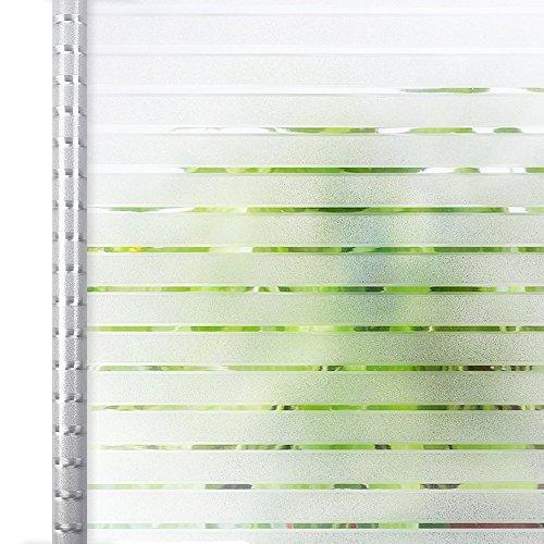 Homein Fensterfolie Sichtschutzfolie Klebefolie Fur Fenster