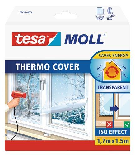 thermo cover thermofolie fenster innen gegen kaelte staub